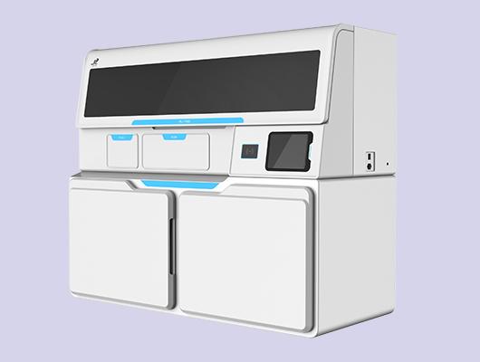 全自动TCT液基细胞制片染色机WJ